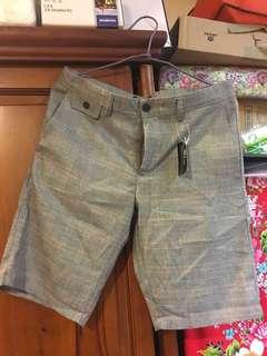 NET西裝短褲W33