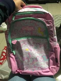 Smiggle diy backpack