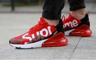 Nike air 270 supreme for man premium 100% Quality