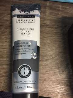 Freeman Mask Charcoal Clay Mask Beauty Infusion