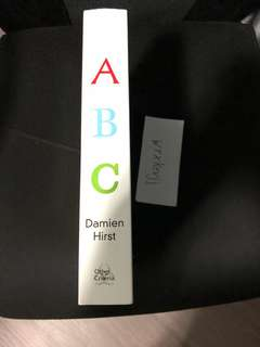 Art Book Hirst Damien