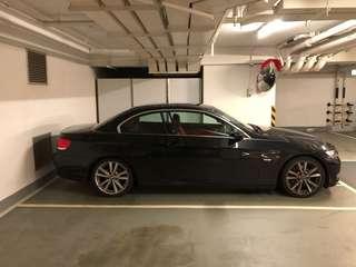 BMW 323I CONV 2008