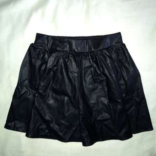 BIKBOK Leather Skirt (BNWT)