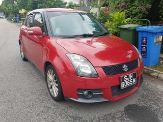 Suzuki Swift Sport A 🇸🇬