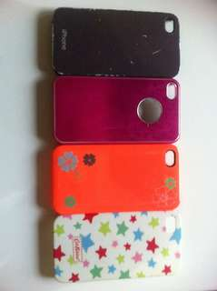 Casing and pouch iphone 4