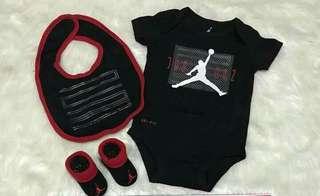 Jordan Infant set (0-6months)