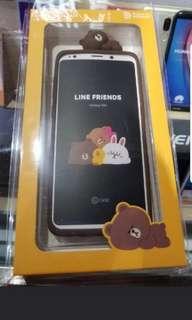 LINE FRIENDS Samsung Galaxy S9+ 保護殼