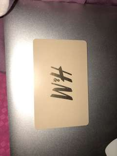 H&M $30 giftcard