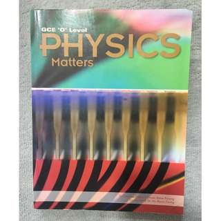 🚚 O Level Physics Textbook