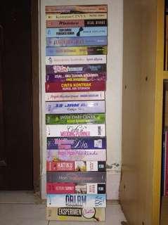 Novel Melayu (Malay Novel)