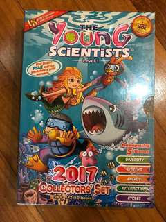 BN Young Scientists Level 1 2017 - Issues 163-172