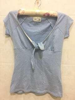 Strip blue