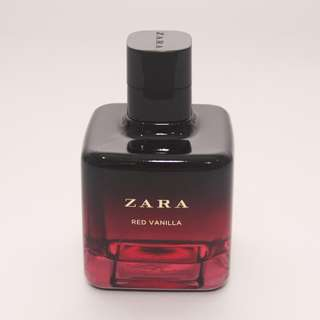 Zara Red Vanilla eau de toilette (100ml)