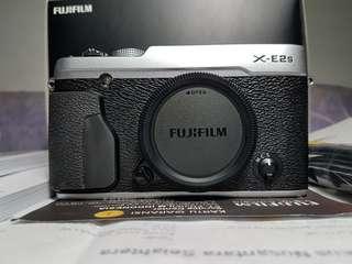 Fujifilm X-E2S XE2S Like New FFID Juli18 Bonus