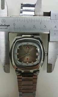 Vintage rado watch,自動,行走正常。古董錶