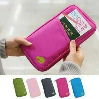 Organizer/ wallet (pink)