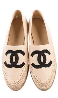 Chanel Espradrilles