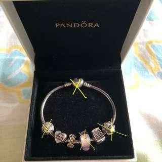 Pandora Charm Bracelet (INSTOCK)