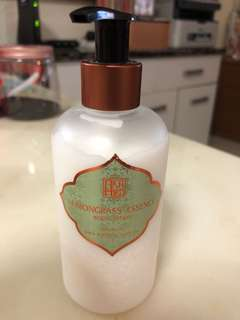 akaliko lemongrass essence body lotion