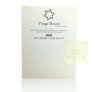 日本 Visage Beaute DDS EGF x Hydrogel x Human Stem Cell Mask (每盒3片)