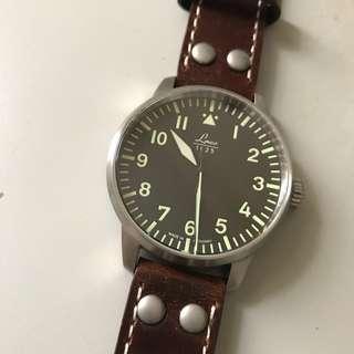 Laco 42mm Pilot Watch