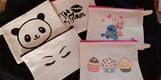 Pouches for saleeee!