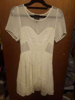 Alice in the eve dress