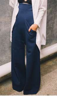 Wide Flare Pant
