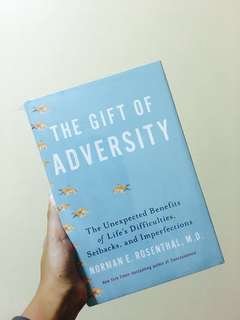 The Gift of Adversity Book