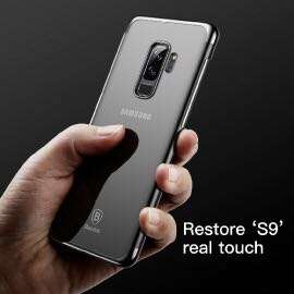 S9 / S9 Plus 電鍍保護套 Electroplating Series Case + 3D Glass