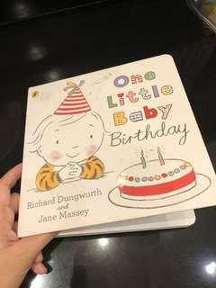 Buku untuk anak yg mau ulangtahun umur 2