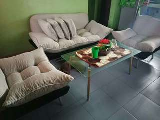 Modern Sala Set & Sofa Bed