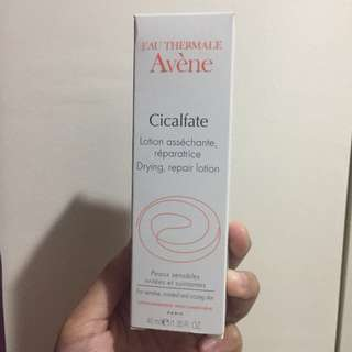 New! Avene Drying & Repair lotion