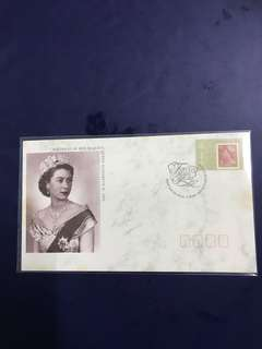 Australia FDC as in Pictures - Toning