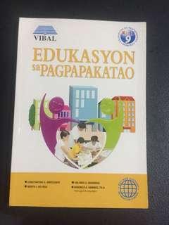 Grade 9 Edukasyon sa Pagpapakatao (Vibal)