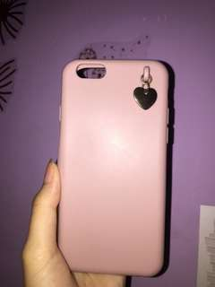 Case H&M iPhone 6/6s *pink