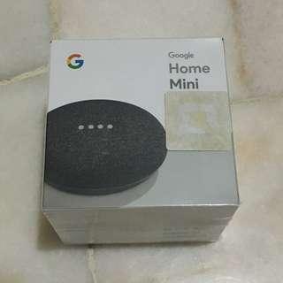 Google Home Mini in Charcoal
