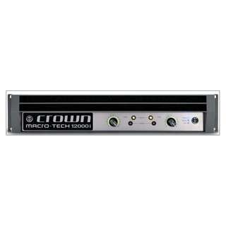 Crown MA 12000i Two-channels Power Amplifier