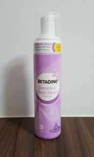 200 ml BETADINE Feminine Wash Foam