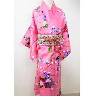 Japanese Kimono - Racial Harmony Costume