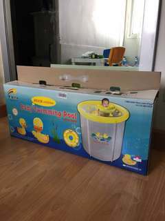 Baby swimming pool 90x90