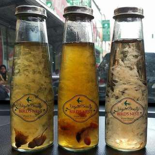 BIRD'S NEST DRINK WITH COLLAGEN