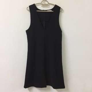 Black Dress(price incl pos)