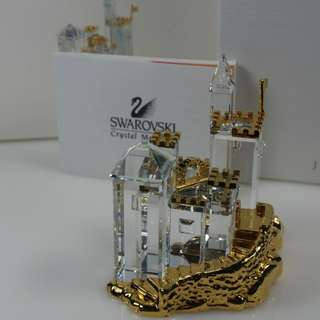 SWAROVSKI JOURNEYS - CASTLE GOLD #243449