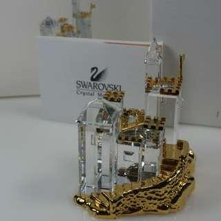 SWAROVSKI JOURNEYS - CASTLE GOLD #243449