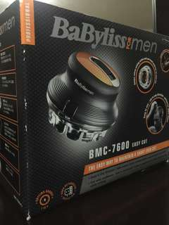 BaByliss for Men Easy Cut BMC-7600