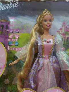 Babydoll Barbie as Rapunzel Limited Editions