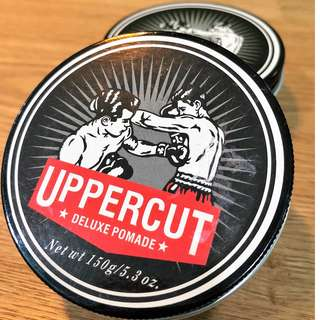 !!PROMOTION!! Uppercut Deluxe Pomade (Twin Pack)