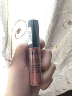 Nyx soft matte lip cream in STOCKHOLM