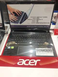 Kredit Laptop Acer Proses 3 Menit*